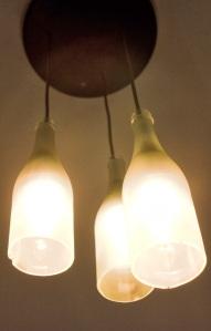 lampe flasche