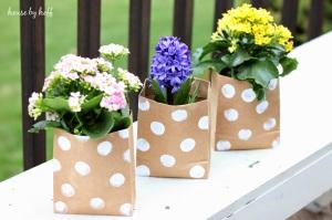 paper bag flowers 7