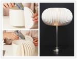 Paper-Plate-Lamp