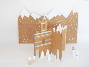 100-DIY-winter-cardboard-castle-by-La-maison-de-Loulou-no-title